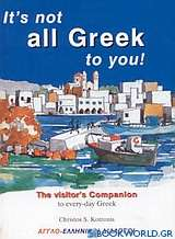 It's not all Greek to you