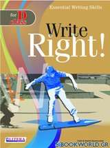 Write Right For D