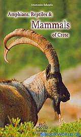 Amphians, Reptiles and Mammals of Crete