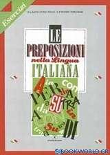 Le preposizioni nella lingua Italiana Exercizi