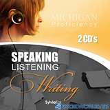 Michigan ECPE, Speaking, Listening, Writing