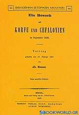 Ein Besuch auf Korfu und Cefalonien im September 1858