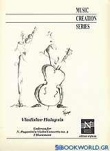 Cadenza for N. Paganini's Violin Concerto no. 2 I Movement
