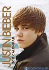 Justin Bieber Calendar 2011