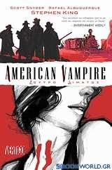 American Vampire: Λουτρό αίματος