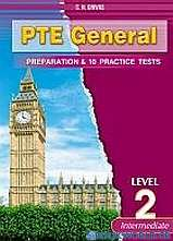 PTE General 2: Preparation and 10 Practice Tests: Student's Book