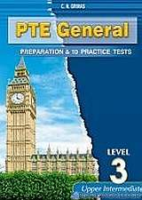 PTE General 3: Preparation and 10 Practice Tests: Student's Book