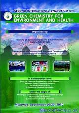 Second International Symposium on Green Chemistry for Environmental and Health