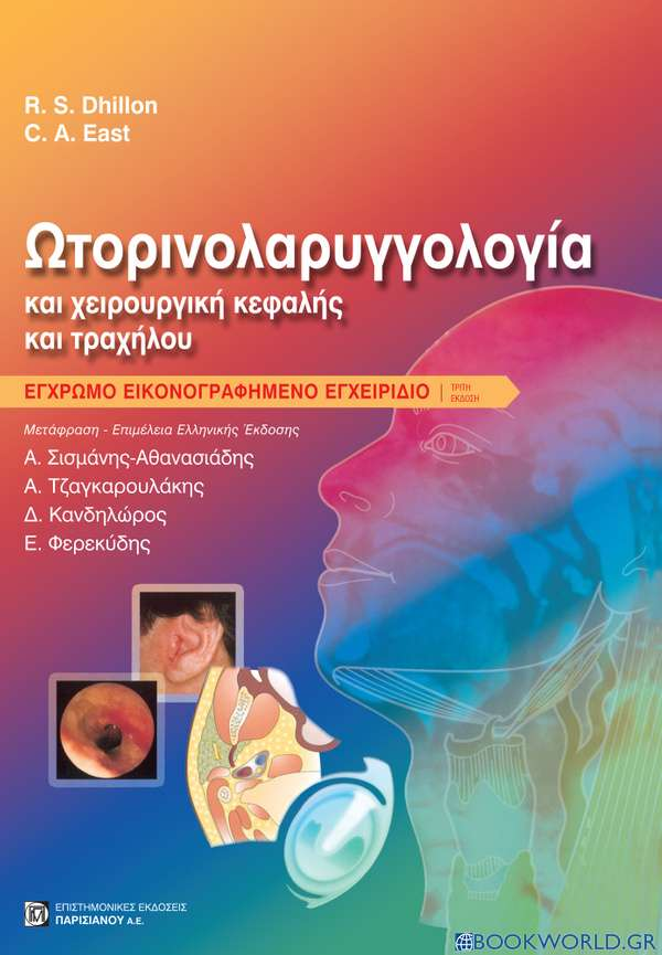 Ωτορινολαρυγγολογία