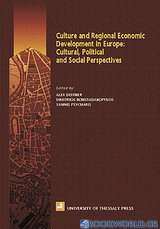 Culture and Regional Economic Development in Europe: Cultural, Political and Social Perspectives