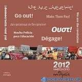 Ημερολόγιο 2012: Συνθήματα