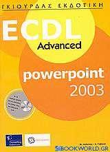 ECDL Advanced Powerpoint 2003