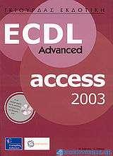 ECDL Advanced Access 2003
