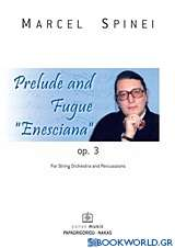 Prelude and Fugue Enesciana op. 3