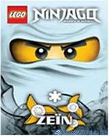 Lego - Ninjago, Masters of Spinjitzu: Ζέιν