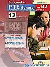 Succeed in PTE: Level 3 - B2: Student's Book