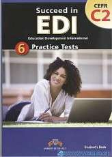 Succeed in EDI - C2: Student's Book
