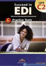 Succeed in EDI - C2: Teacher's Book
