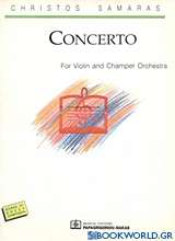 Concerto for Violin and Champer Orchestra