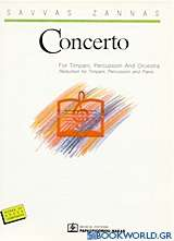 Concerto for Timpani, Percussion and Orchestra