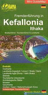 Fremdenführung in Kefallonia, Ithaka