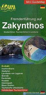 Fremdenführung auf Zakynthos