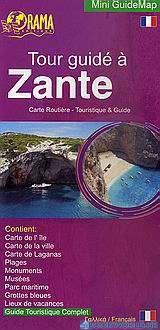 Tour guidé à Zante