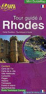 Tour guidé à Rhodes