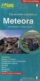 Escursione guidata a Meteora