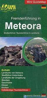 Fremdenführung in Meteora