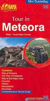 Tour in Meteora