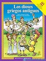 Los dioses Griegos antiguos