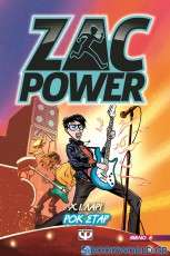 Zac Power: Ροκ σταρ