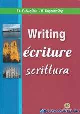 Writing, écriture, scrittura