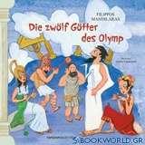 Die zwölf Götter des Olymp