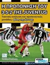 Η προπόνηση του 3-5-2 της Juventus