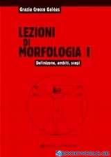 Lezioni di Morfologia