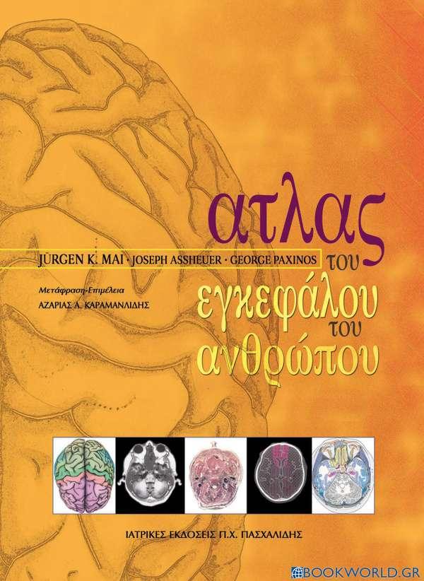 Άτλας του εγκεφάλου του ανθρώπου