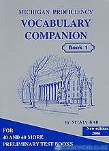 Michigan Proficiency Vocabulary Companion