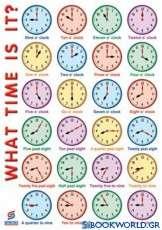 Αφίσα - What time is it?