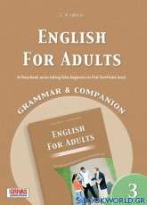 English for Adults: 3 Grammar Companion