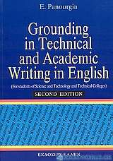Grounding in Technical and Academic Writing in English