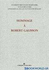 Hommage à Robert Galisson