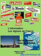 L' information-les régions de France