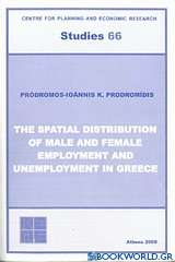 The Spatial Distribution of Male and Female Employment and Unemployment in Greece