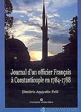 Journal d' un officier Français à Constantinople en 1784-1788