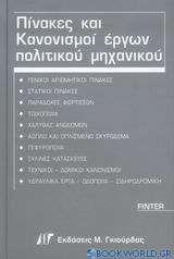 Πίνακες και κανονισμοί έργων πολιτικού μηχανικού