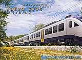 Τρένα, ημερολόγιο 2005