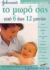 Το μωρό σας από 6 έως 12 μηνών