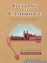 Getting to Cambridge 1